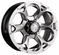 Литые диски Racing Wheels H-276 (HS) 8x17 6x139.7  ET 20 Dia 110.5