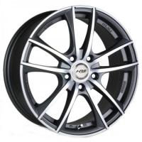 Литые диски Racing Wheels H-505 (DDN/FP) 6.5x15 5x100  ET 40 Dia 67.1
