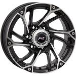 RS Wheels 672J