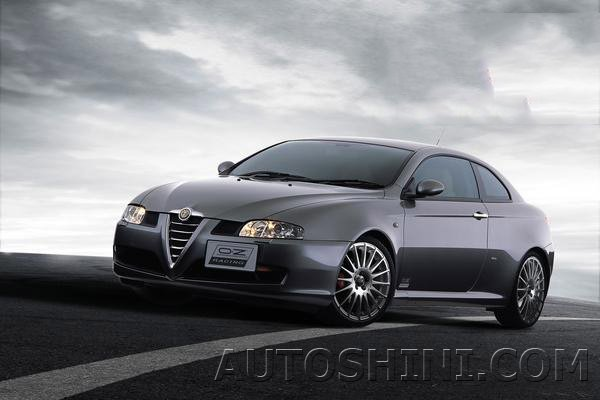 Alfa Romeo GT на дисках OZ Racing Superturismo GT